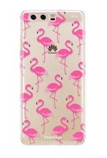 Huawei Huawei P10 Handyhülle - Flamingo