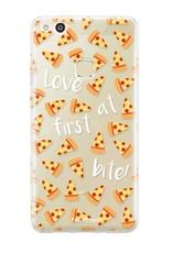 Huawei Huawei P10 Lite Handyhülle - Pizza
