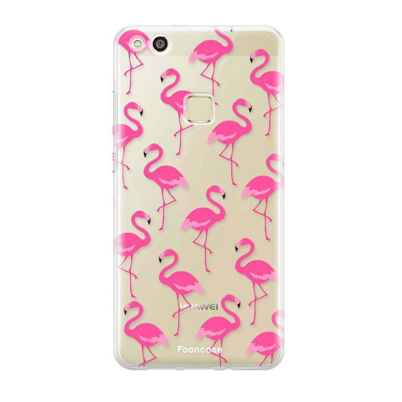 fooncase flamingo handyh lle huawei p10 lite. Black Bedroom Furniture Sets. Home Design Ideas
