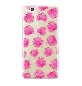Huawei Huawei P10 Lite - Rosa Blätter
