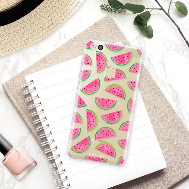 Huawei Huawei P10 Lite Handyhülle - Wassermelone