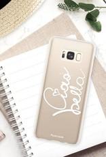 Samsung Samsung Galaxy S8 Plus hoesje - Ciao Bella!