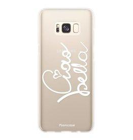 FOONCASE Samsung Galaxy S8 Plus - Ciao Bella!
