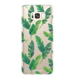 Samsung Samsung Galaxy S8 Plus - Banana leaves