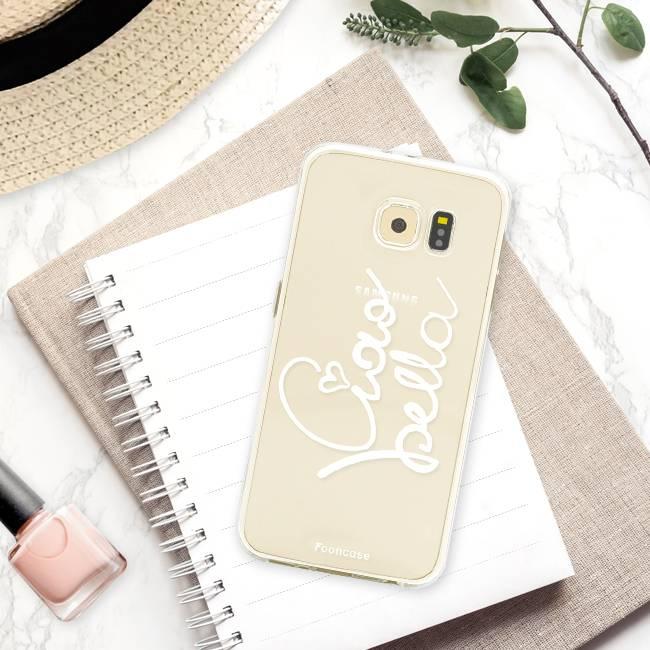Samsung Samsung Galaxy S6 Handyhülle - Ciao Bella!