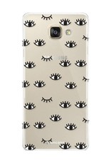 Samsung Samsung Galaxy A3 2016 Handyhülle - Eyes
