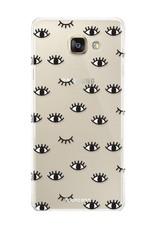 Samsung Samsung Galaxy A3 2017 Handyhülle - Eyes