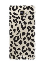 Samsung Samsung Galaxy A3 2016 Handyhülle - Leopard