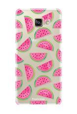 Samsung Samsung Galaxy A5 2016 Handyhülle - Wassermelone
