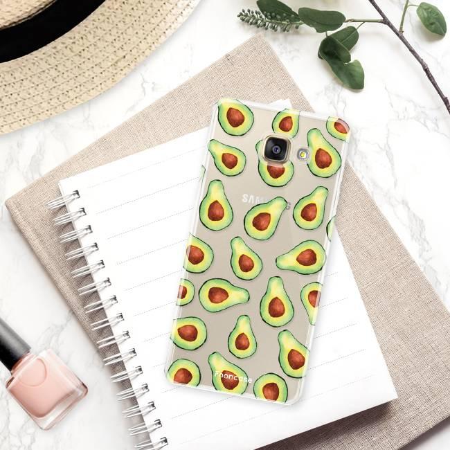 Samsung Samsung Galaxy A3 2016 Handyhülle - Avocado