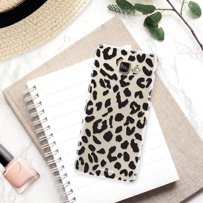 Samsung Samsung Galaxy A5 2016 Handyhülle - Leopard