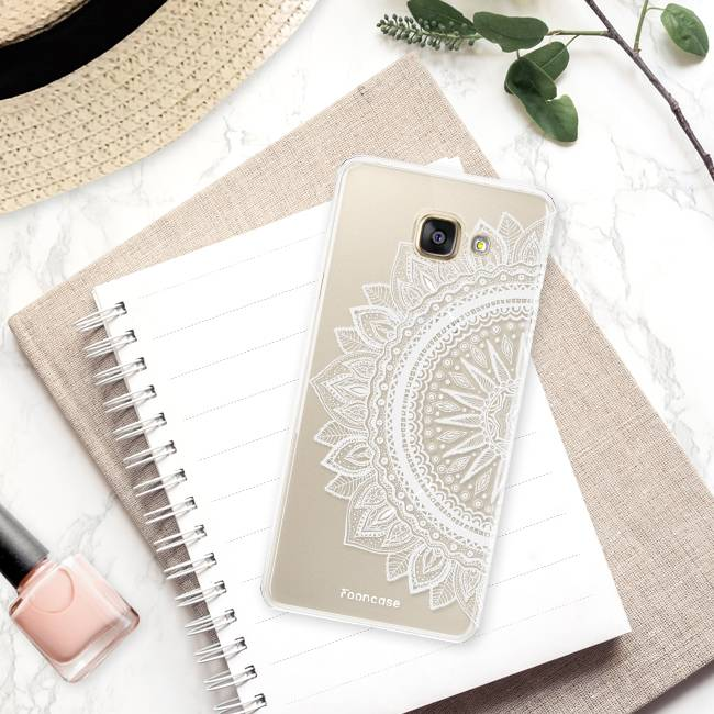 Samsung Samsung Galaxy A5 2017 Handyhülle - Mandala