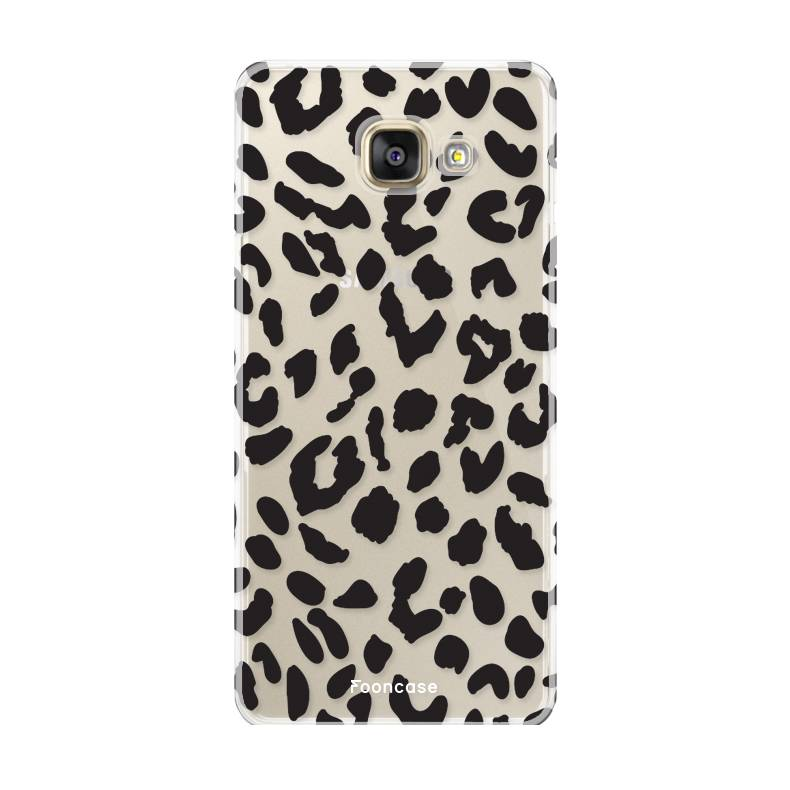 Samsung Samsung Galaxy A5 2017 Handyhülle - Leopard