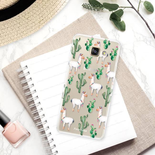 Samsung Samsung Galaxy A5 2017 hoesje - Alpaca