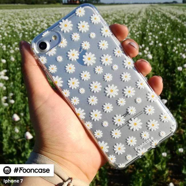Huawei Huawei P8 Handyhülle - Gänseblümchen