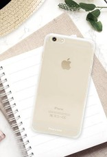 Apple Iphone 6 / 6S Handyhülle - Transparant