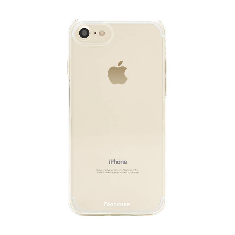 Apple Iphone 7 Handyhülle - Transparant