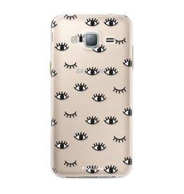 Samsung Samsung Galaxy J3 2016 - Eyes