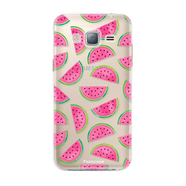 Samsung Samsung Galaxy J3 2016 - Wassermelone