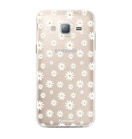 Samsung Samsung Galaxy J3 2016 - Madeliefjes
