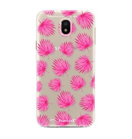 Samsung Samsung Galaxy J5 2017 - Rosa Blätter