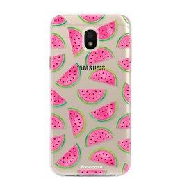 Samsung Samsung Galaxy J3 2017 - Watermeloen