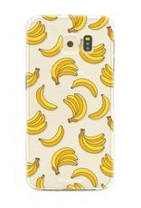 Samsung Samsung Galaxy S6 Edge Handyhülle - Bananas