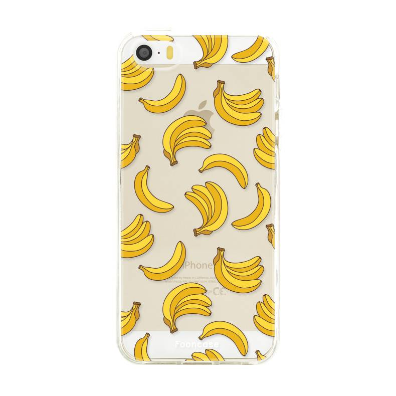 Apple Iphone 5 / 5S Handyhülle - Bananas