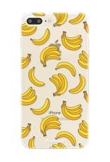 Apple Iphone 7 Plus hoesje - Bananas