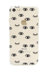 Apple Iphone 8 Handyhülle - Eyes