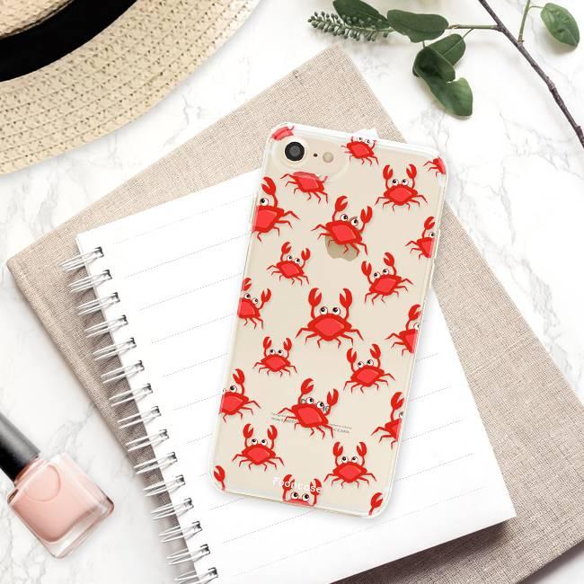Apple Iphone 8 Handyhülle - Krabben