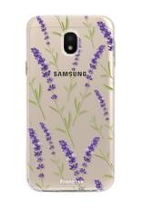 Samsung Samsung Galaxy J3 2017 - Purple Flower