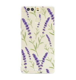 Huawei Huawei P9 - Purple Flower