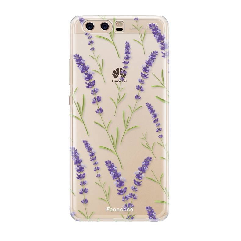 Huawei Huawei P10 - Purple Flower