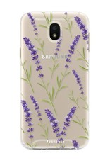 Samsung Samsung Galaxy J5 2017 - Purple Flower