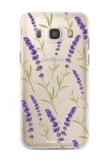 Samsung Samsung Galaxy J5 2016 - Purple Flower