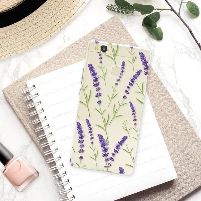 Huawei Huawei P9 Lite - Purple Flower