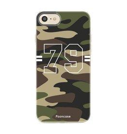 FOONCASE Iphone 8 - Camouflage