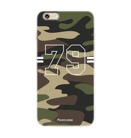 Apple Iphone 6 Plus - Camouflage