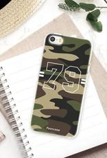 Apple Iphone 5 / 5S Handyhülle - Tarnung