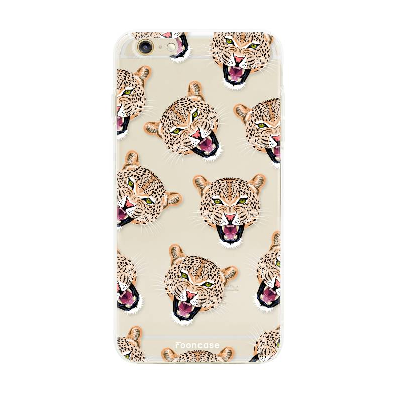Apple Iphone 6 Plus Handyhülle - Cheeky Leopard