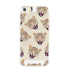 Apple Iphone 5 / 5S - Cheeky Leopard