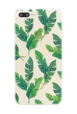 Apple Iphone 8 Plus Handyhülle - Bananenblätter