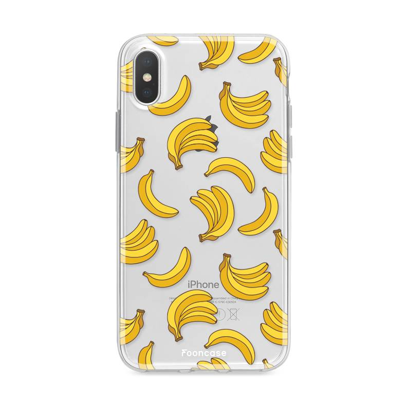 Apple Iphone X Handyhülle - Bananas