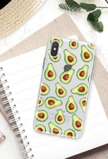 Apple Iphone X Handyhülle - Avocado