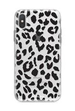 Apple Iphone X Handyhülle - Leopard