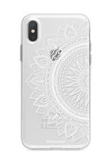 Apple Iphone X Handyhülle - Mandala
