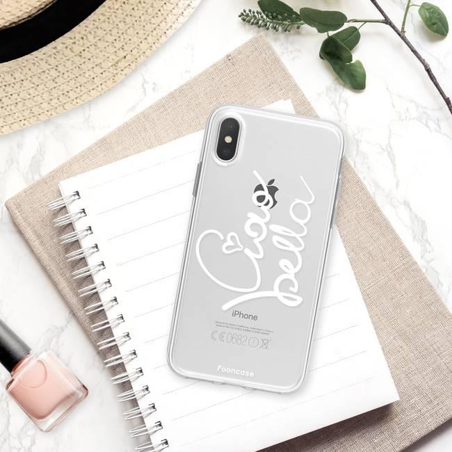 Apple Iphone X Handyhülle - Ciao Bella!