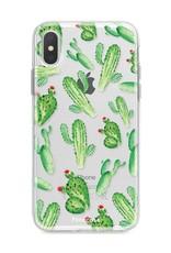 Apple Iphone X Handyhülle - Kaktus