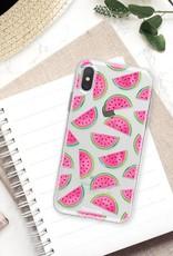 Apple Iphone X Handyhülle - Wassermelone